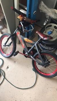 black and red BMX bike Leesburg, 20175