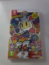 Super Bomberman R Switch Oyun Manisa