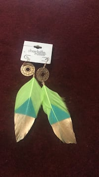 Feather Earrings Perrysburg, 43551