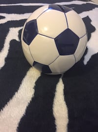 White and black soccer ball Richmond, V7E 2H4