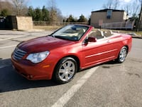 2008 Chrysler Sebring LIMITED Hard top Convertibl Alexandria