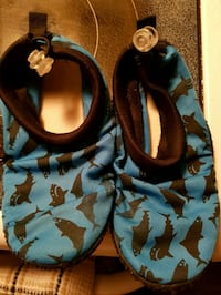 Shark Water Shoes - Size 10 Welland, L3B 1Y7