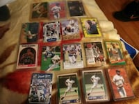 baseball player trading card collection Louisville, 40229