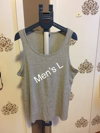 men's tops size L