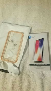 Iphone X screen protector & case Prichard, 36613