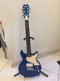 Double Cutaway LP Special Style Electric Guitar