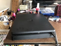 Barely used PS4 with games and 1 year membership San Francisco, 94109