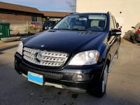 2008 Mercedes ML350 4matic Toronto