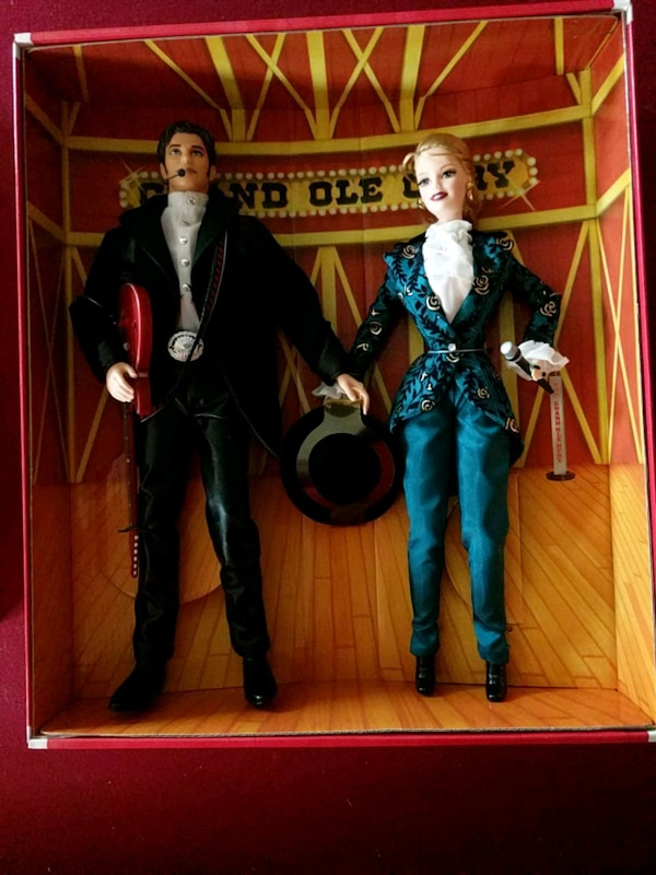 Barbie And Kenny Country Duet Collectible Usado En Venta En West