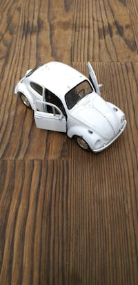 VW BEETLE VOSVOS ESKİ METAL