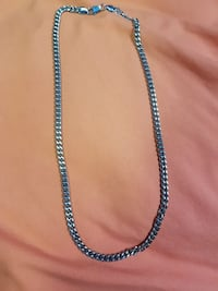 Stainless steel necklace Langley, V2Y