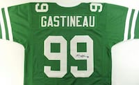 Mark Gastineau Signed New York Jets Jersey JSA Sioux Falls, 57106