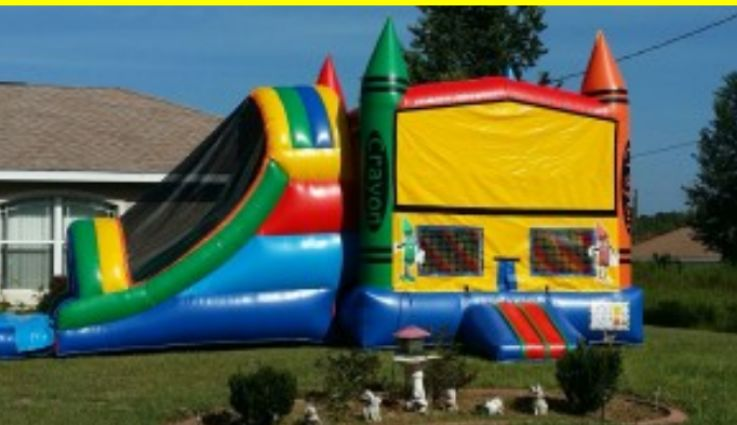 Photo BOUNCE HOUSE BUSINESS FOR SALE
