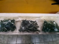 Army figures plastic USA & Germany $15-$20 Vancouver, V5T 1X9