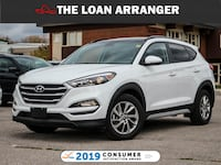 2018 Hyundai Tucson with 51,423 km and 100% Approved Financing Cambridge