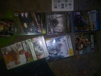 PS3 PS4 Xbox 360 games