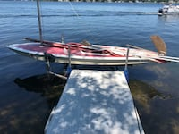 Scorpion 14 foot sailboat