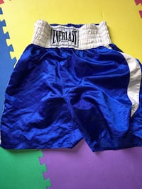 Matching Boxing Trunks and Robe  Manassas, 20110