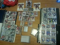 ice hockey player trading card collection