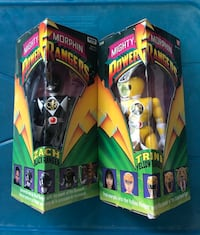 Original Power Rangers Toys