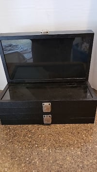 Small black display boxes 3 available $9 each Manassas, 20112