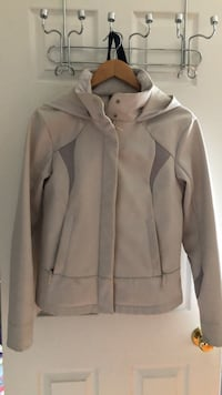 light weight jacket with zipper and Velcro. Small ladies.  Newmarket, L3Y 7W8