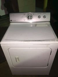white front-load dryer Maytag Lafayette, 70501