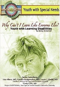 Youth with special needs book