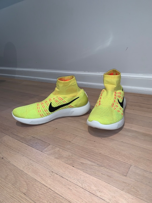 96cefbb1a45a Used Nike Lunarepic Flyknit Running Shoes for sale in Altadena - letgo