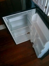white single-door refrigerator Hopewell, 23860