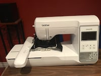 Brother Innovis Embroidery Machine Mississauga, L5W 1C8