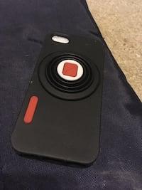 iPhone case silicone camera built in stand for 5,5s,SE West Carrollton, 45449