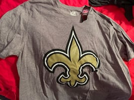 New Orleans Saints Massive Fleur de Lis XL Shirt