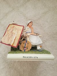 American Girl Doll Felicity Bookend Gainesville, 20155