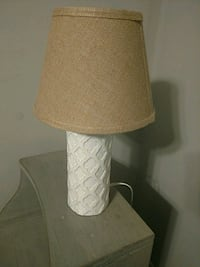 brown and white table lamp Greensboro, 21639