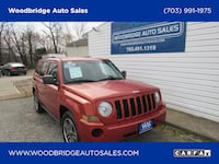 2010 Jeep Patriot 4WD 4dr Sport Woodbridge