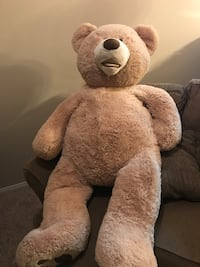 Life size brown bear plush toy Bakersfield, 93306