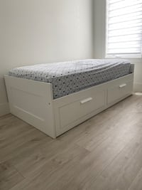 Like Brand New - Ikea Twin Daybed with Barely Used Mattress Vaughan, L4H 0Z7