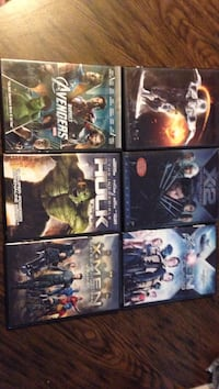 DVD X men heros Fantastic 4 Windsor, N8T 1X6