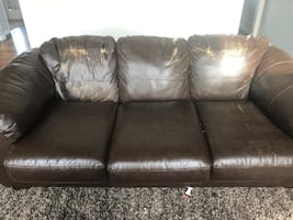 Ashley sofaset(sofa, loveseat and recliner) for sale