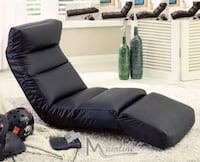 Black Adjustable Caterpillar Recliner  Bladensburg, 20710