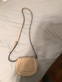 beige leather crossbody bag Summerville, 29485