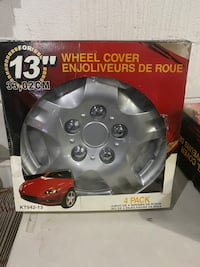 """13"""" ABS Wheel Covers KT-942-13"""