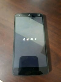 Nexus 5 for replacement parts only