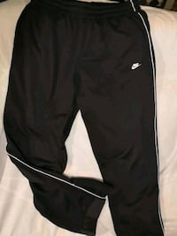black and white Adidas track pants Winnipeg, R3B 3C3