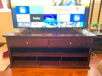 Long TV console