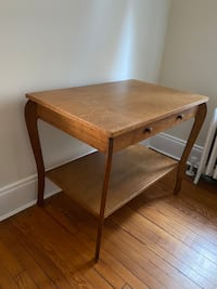 Table with Shelf and Drawer