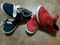 Toddlers Polo shoes size 10 $15 each like NEW  Odessa, 79764