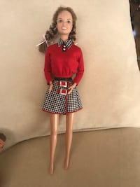 Barbie wearing red dress doll Gilroy, 95020