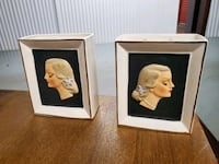 Antique Book Ends..really cool.  Fridley, 55432